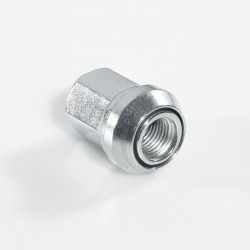GRAYSTON WHEEL NUTS - DOME NUTS / CHROME PLATED